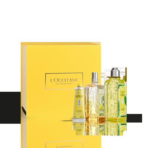 Giftset Verbena Parfum Limited Edition