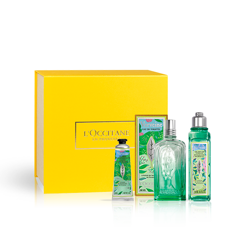 Giftset Verbena Parfum Limited Edition