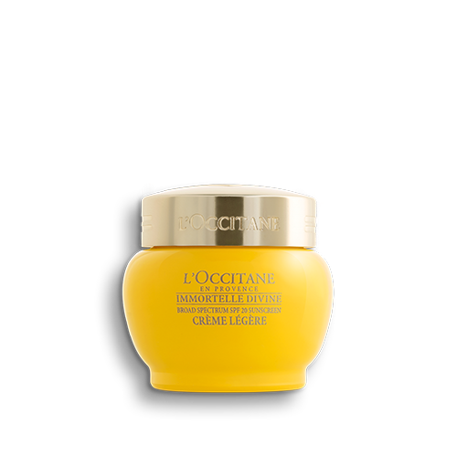 Immortelle Divine Cream Light Texture SPF20 50 ml