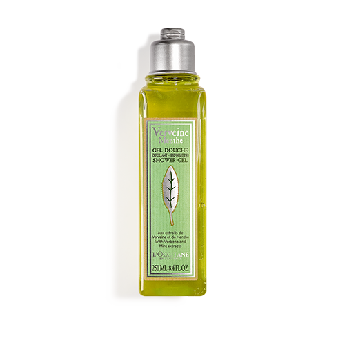 Mint Verbena Exfoliating Shower Gel 250 ml