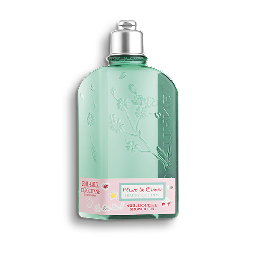 Cherry Blossom Happy Cherry Douchegel 250ml