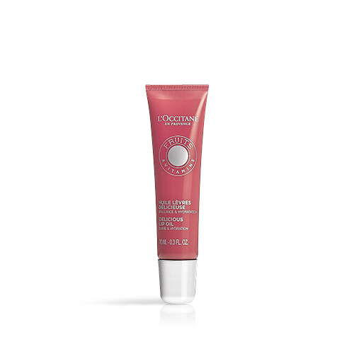 Delicious Lip Oil - Pink Mécanic