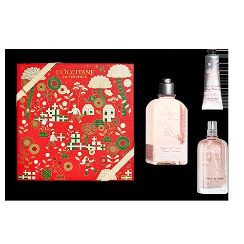 Giftset Parfum Cherry Blossom