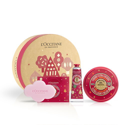 Giftset Whipped Shea Limited Edition Kerstmis 2019