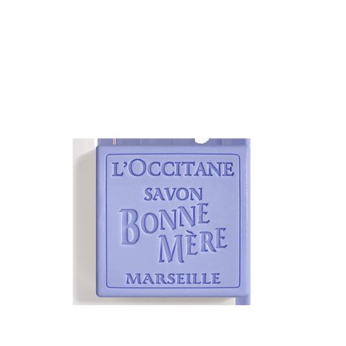 Lavender Zeep van Bonne Mère 100gr