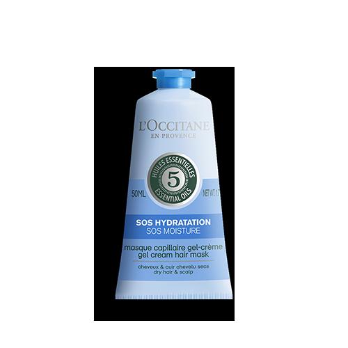 SOS Hydratatie Haarmasker Gel-Crème