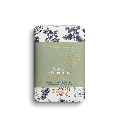 Zeep voor het lichaam Source d'Harmonie 200 g