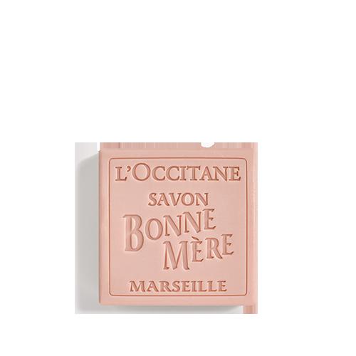 Mydło Bonne Mère - Róża