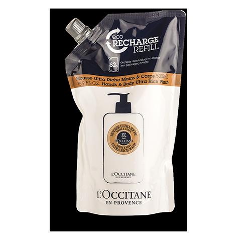 Eco-Refil Sabonete Líquido Concentrado de Karité