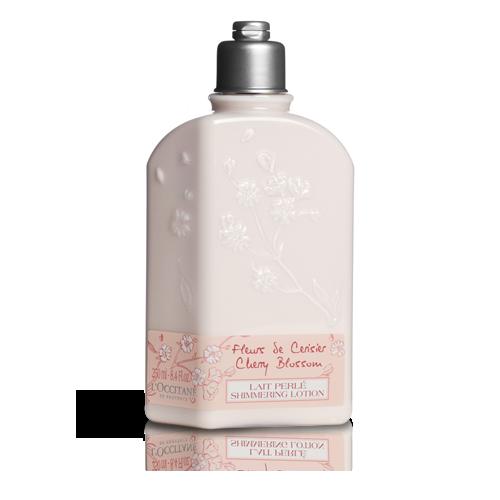 Loção Desodorante Corporal Flor de Cerejeira