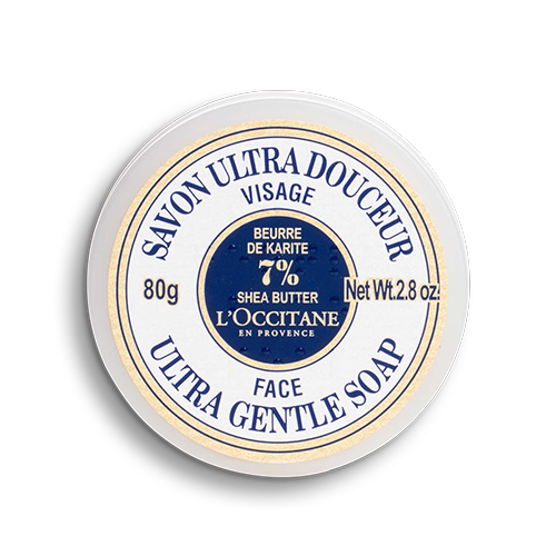 Sabonete Facial Ultra Hidratante Karité