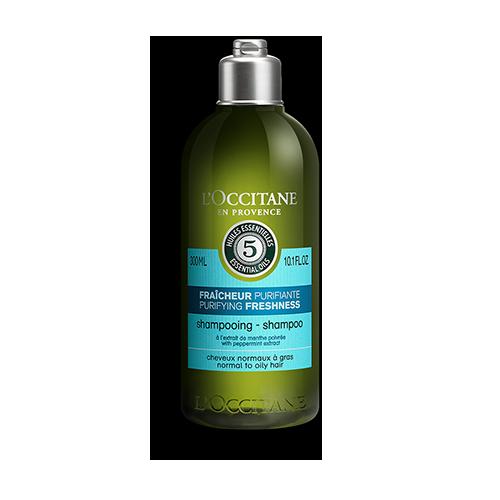 Shampoo Refrescante Aromacologia