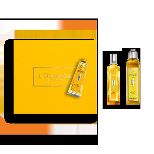 Coffret Perfume Verbena Limão