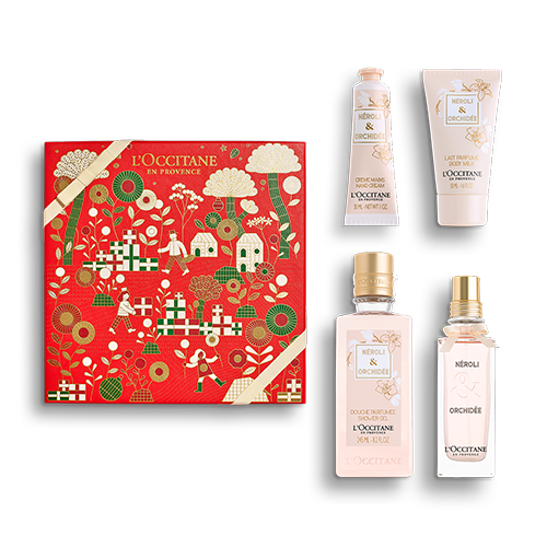Coffret Perfume Néroli & Orquídea