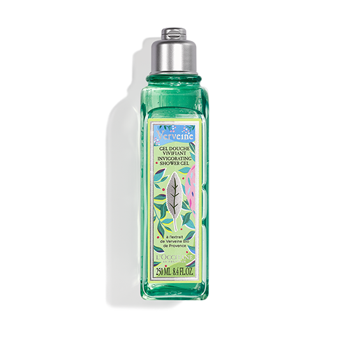 Gel de Duche Revigorante Verbena 250ml