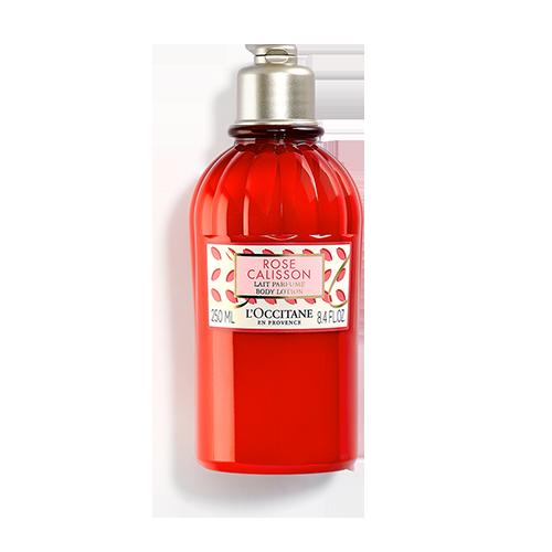 Leite de Corpo Perfumado Rosa Calisson 250ml