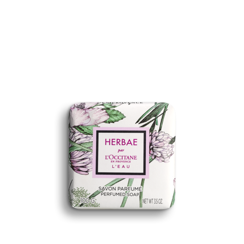 Sabonete Perfumado Herbae par L'OCCITANE L'Eau