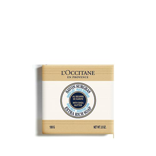 Sabonete Surgras Manteiga de Karité - Leite 100gr