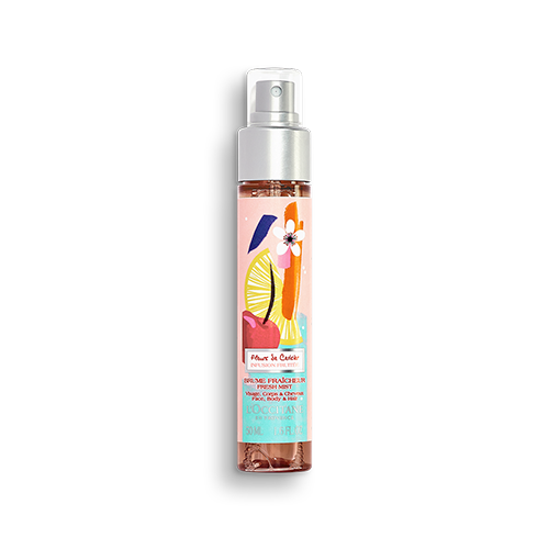 Cherry Blossom Fruity Infusion Mist