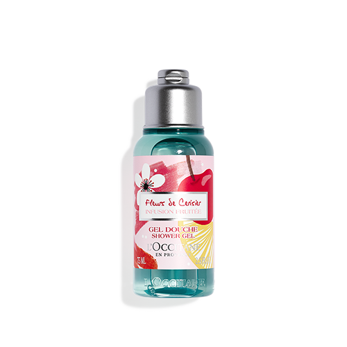 Cherry Blossom Fruity Infusion shower gel