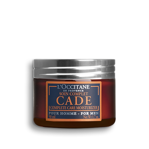 Crema antirid cu extract de Ienupar Cade Men