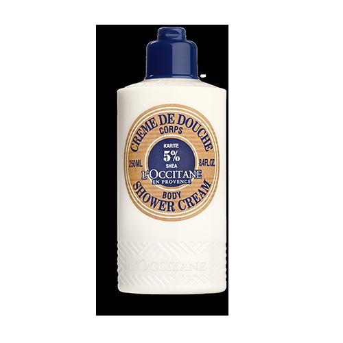 Crema de dus ultra-hidratanta cu Unt de Shea