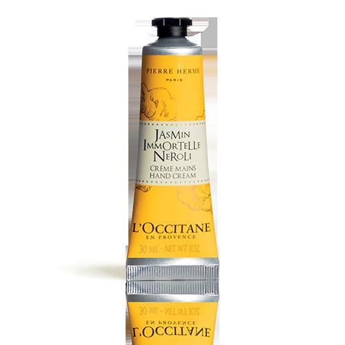 Crema pentru maini cu extract de Iasomie, Imortele si Neroli