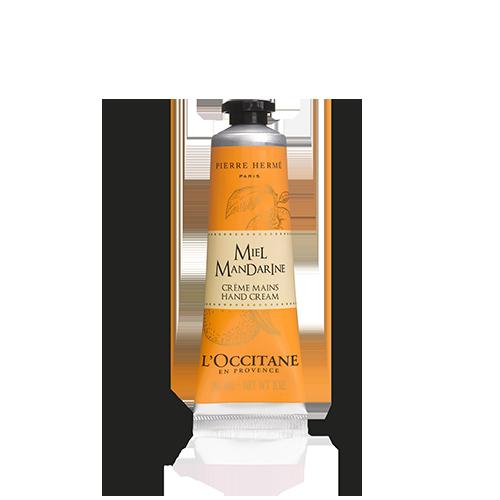 Crema pentru maini cu extract de Miere si Mandarina