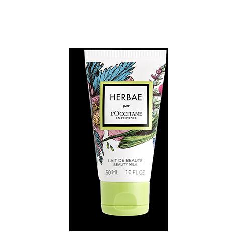 Lapte de corp Herbae - Special pentru calatorii