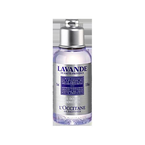 Lavender Certified Organic Shower Gel