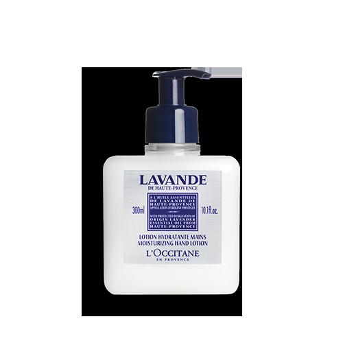 Lotiune hidratanta pentru maini cu extract de Lavanda