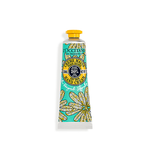 Shea Hand Cream Happy - Limited Edition