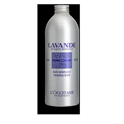 Spumant pentru baie cu extract de Lavanda
