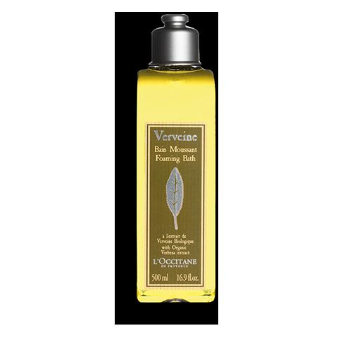 Spumant pentru baie cu extract de Verbina