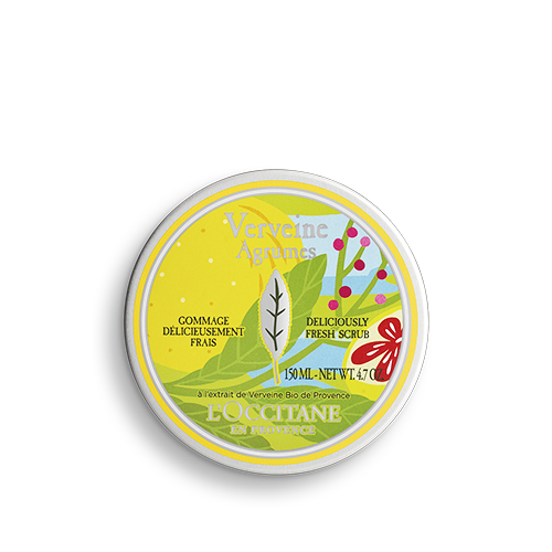 Citrus Verbena Deliciously Fresh Scrub
