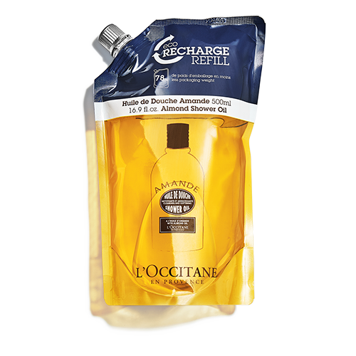 Sprchovací olej Madľa - Eko náhradná náplň
