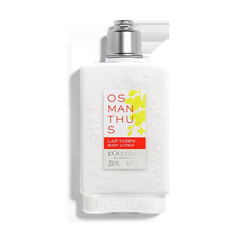 Telové mlieko Osmanthus