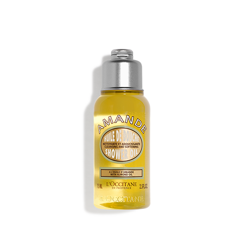 Almond Shower Oil Travel Size