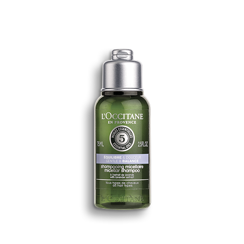 Nežni micelarni šampon za ravnovesje