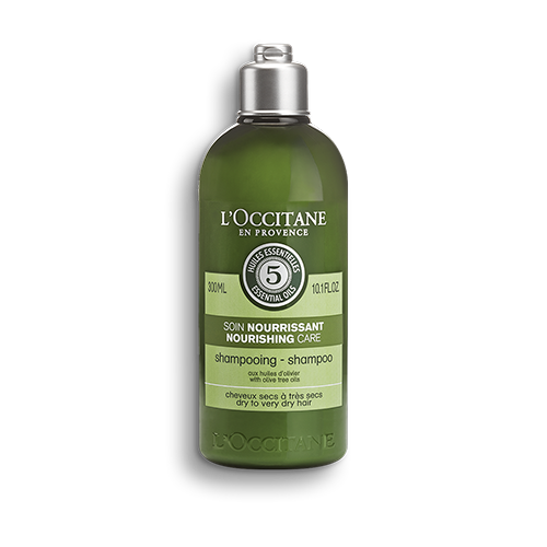 Aromakologija hranljivi šampon za suvu i vrlo suvu kosu