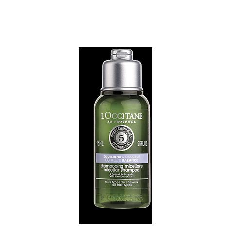 Aromakologija nežni micelarni šampon za ravnotežu temena