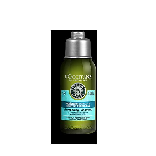 Aromakologija revitalizujući šampon za svežinu kose