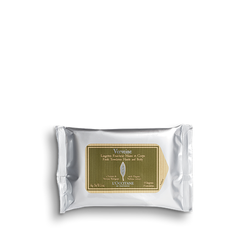 Verbena Fresh Towelettes X18