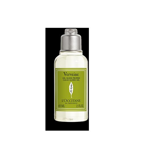 Verbena Clean Hands Sanitizer