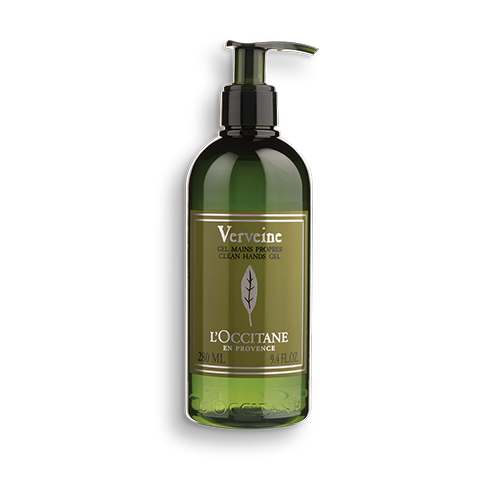 Verbena Clean Hands Sanitizer