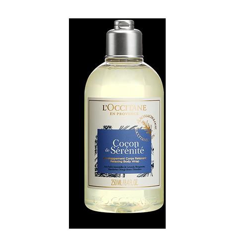 Масло для душа и принятия ванны АУРА БЕЗМЯТЕЖНОСТИ (Cocon de Sérénité)