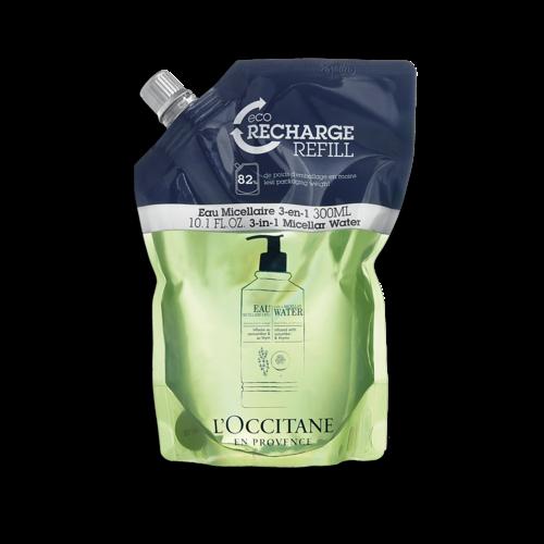 Міцелярна вода 3-в-1 з екстрактами огірка та чебрецю (еко упаковка)