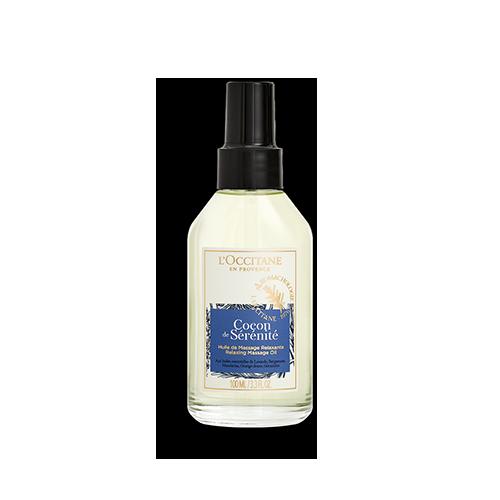Олія для тіла та масажу АУРА БЕЗТУРБОТНОСТІ (Cocon de Sérénité)