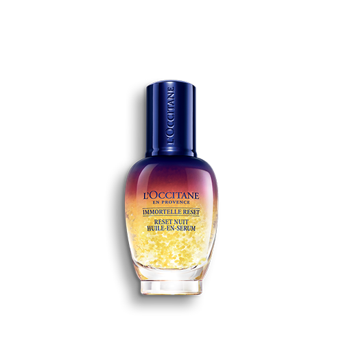 Immortelle reset overnight reset oil-in-serum