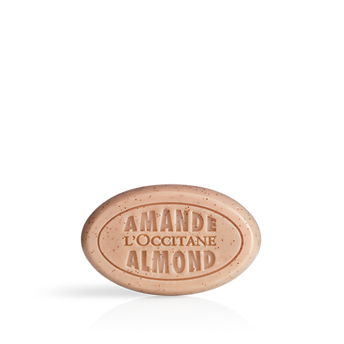 Almond Delicious Exfoliating Soap